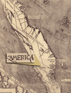 Waldseemuller-America