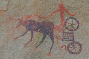 Garamantean chariot