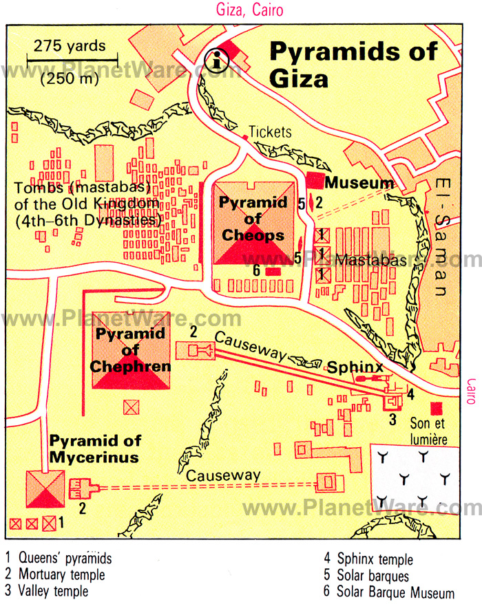 pyramids-of-giza-map