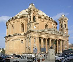 Church at Mosta