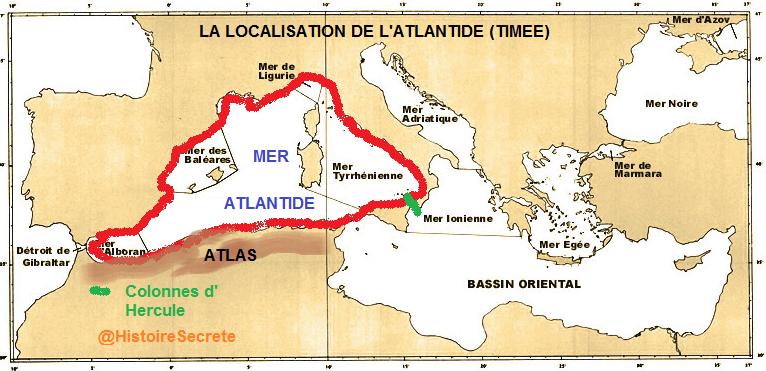Mer Atlantide