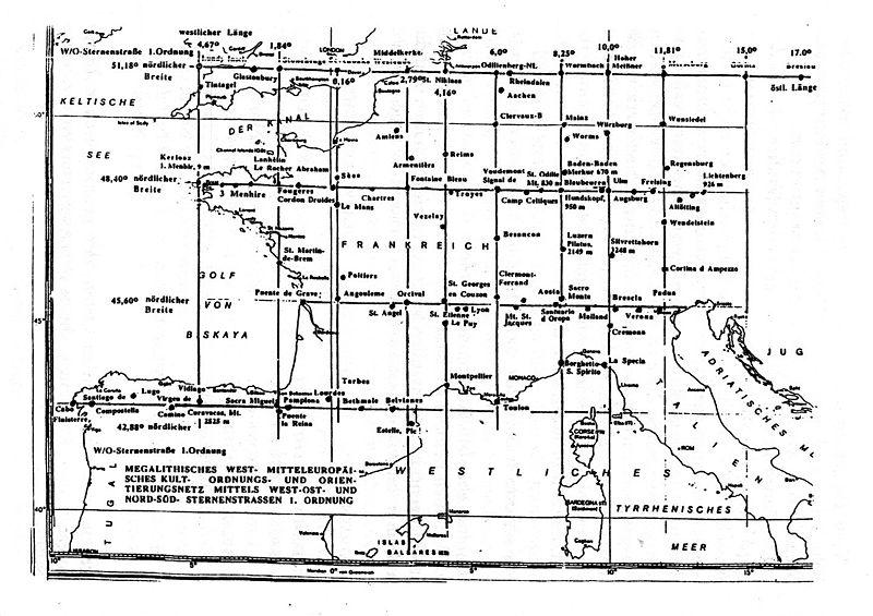 Stonehenge-Wormbach-System