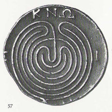 Greek Labyrinth