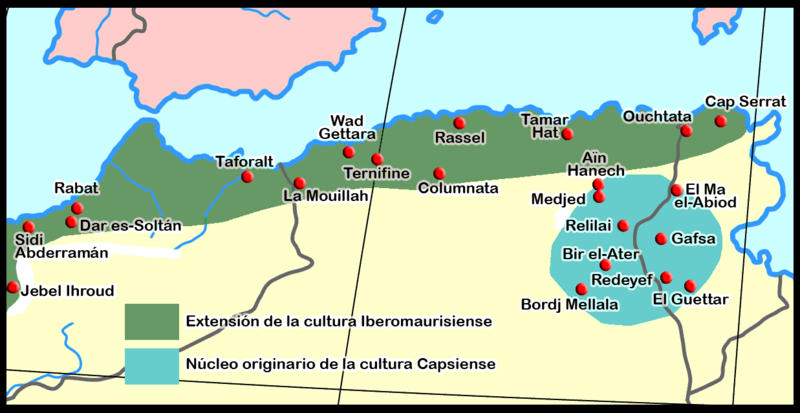 Capsian culture