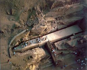 Unfinished Aswan Obelisk
