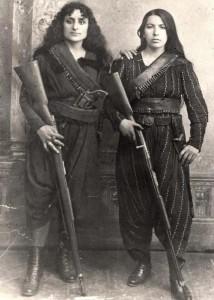 Amazons.Caucasus 1895