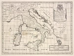 Tyrrhenian Sea 1700