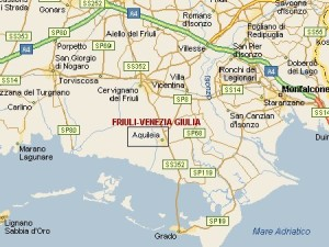 aquileia_grado map