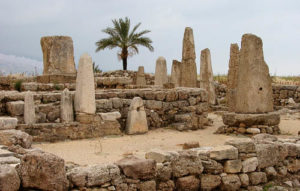 Temple of the Obelisks - Byblos