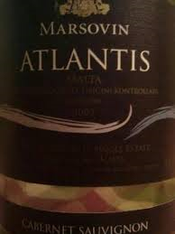 Atlantis wine