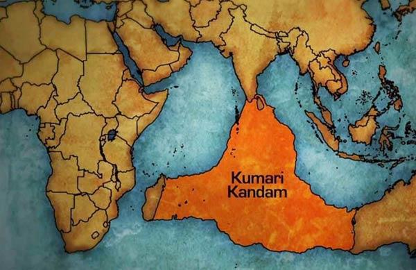 Kumari-Kandam