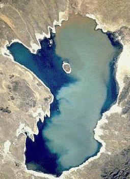 Lake Poopo