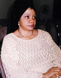 Catherine Acholonu